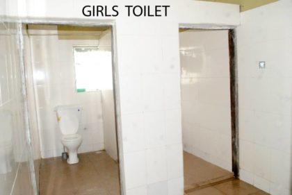 Girls Toilet